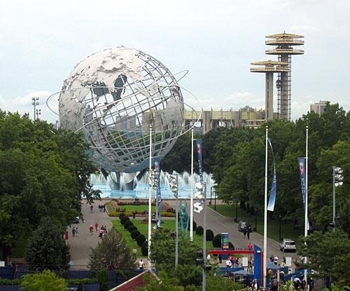 QUEENS WORLD'S FAIR