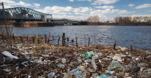 toxic river